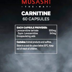 CARNITINE-CAPS-60C-NIP