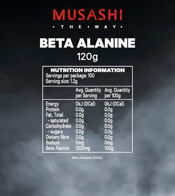 BETA-ALANINE-120g-NIP