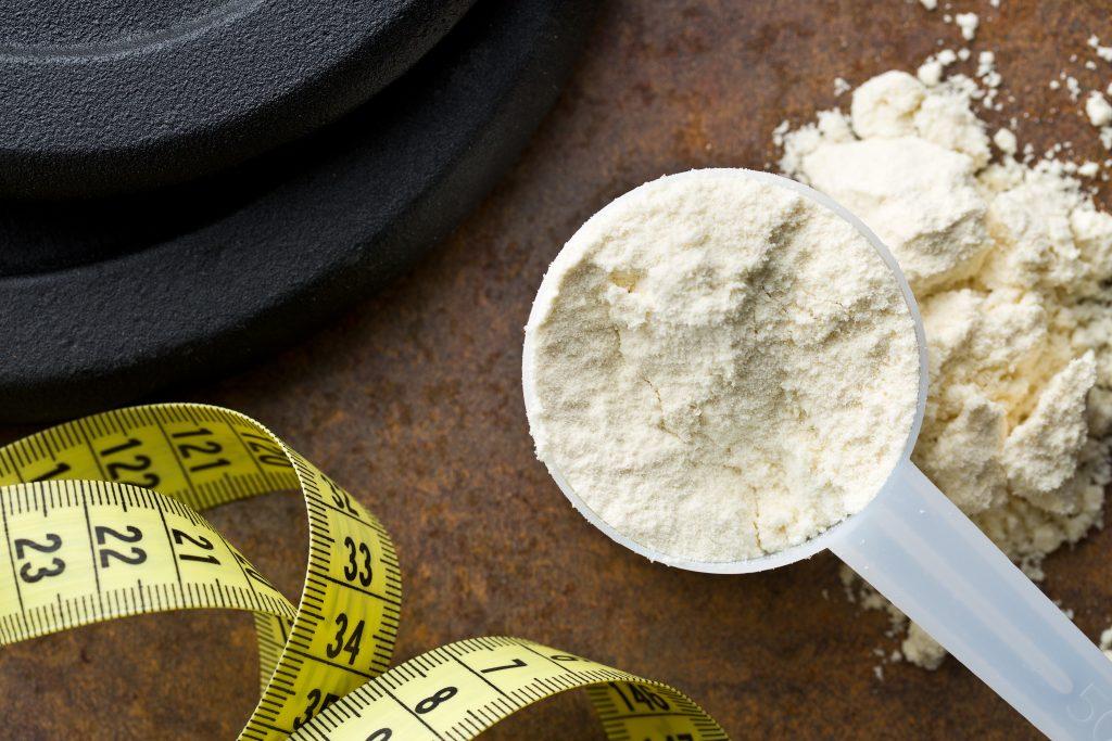 musashi whey protein powder vanilla